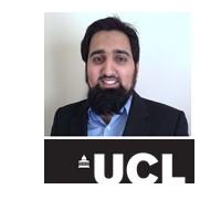 Dr Qasim Rafiq at World Advanced Therapies & Regenerative Medicine Congress 2019