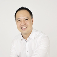Malcolm Koh at Seamless Philippines 2018