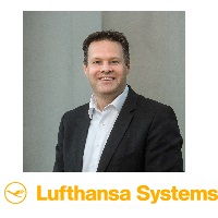 Jan-Peter Gaense, Head of Passenger Experience Products & Solutions, Lufthansa Systems