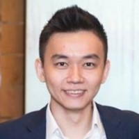Eddie Lee at Accounting & Finance Show Asia 2018