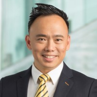 Marc Leong at Accounting & Finance Show Asia 2018