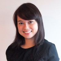 Angeline Ong at Accounting & Finance Show Asia 2018