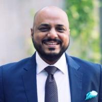 Venkkat Ramanan at Accounting & Finance Show Asia 2018
