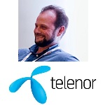 Kristoffer Kvam at Total Telecom Congress