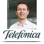 Richard Benjamins at Total Telecom Congress