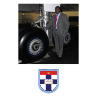Titus Kehinde Olaniyi at The Commercial UAV Show
