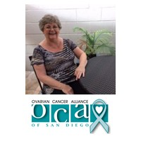 Peg Ford | Patient Advocate | Ovarian Cancer Alliance of San Diego » speaking at Fesitval of Biologics US