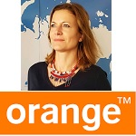 Claire De Selve at Total Telecom Congress
