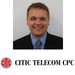 James Halberstadt at Total Telecom Congress
