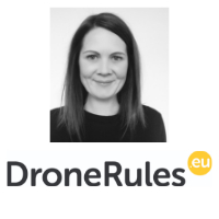 Anna Donovan at The Commercial UAV Show
