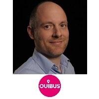 Sylvain Gaboriaud, Sales and marketing Director, OUIBUS