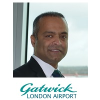 Abhi Chacko, Head Of I.T.Commercial And Innovation, Gatwick Airport