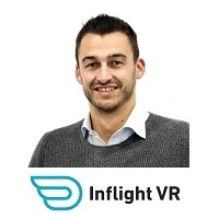 Nikolas Jaeger, Founder & MD, Inflight VR