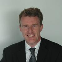 William Priest at World Communication Awards