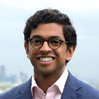 Mahiben Maruthappu, Co-founder, NHS Innovation Accelerator, NHS England