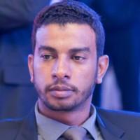 Ahmed Taha at The Mining Show 2017