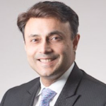 Amit Rastogi, Senior Vice President for Strategy, Growth and Innovation, Inova Health System