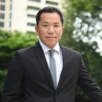 Charnchai Mahantakhun at Seamless Thailand 2018