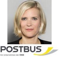 Silvia Kaupa-Götzl at World Rail Festival 2018