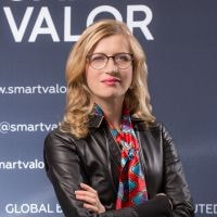 Olga Feldmeier | Chief Executive Officer | Smart Valor » speaking at Seamless Payments Middle