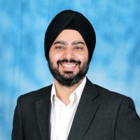 Bipin Preet Singh at Seamless Middle East 2019
