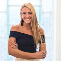Bianca Lopes at Seamless Middle East 2019