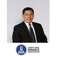 Randy Sac | Head - Information Management And Technology | Light Rail Manila Corporation » speaking at Rail Live