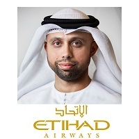 Jamal Al Awadhi, Head of Guest Experience Commercial, Etihad Airways
