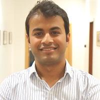 Vipul Yadav at European Antibody Congress