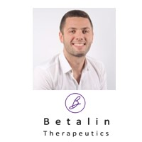 Shay Hershcovich, Head Of Business Development, Betalin Therapeutics