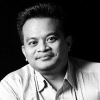 Ismail Fahmi Abdul Rahman at Aviation Festival Asia 2019