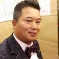 Eric Fong Hio Kin at Aviation Festival Asia 2019