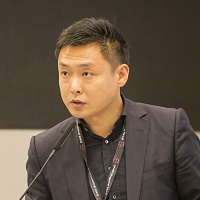 Pacino Qin at Aviation Festival Asia 2019