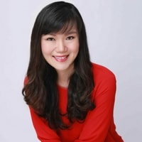 Elaine Woon at Aviation Festival Asia 2019