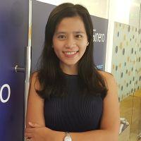 Bao Phuong Nguyen at Seamless Vietnam 2018