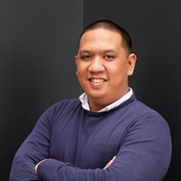 Ron Baetiong at Seamless Philippines 2018