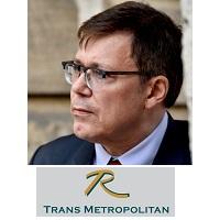 Sven Gossel | Senior Project Lead | Trans Metropolitan Railway Lines GmbH » speaking at World Rail Festival