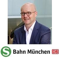 Heiko Büttner | Chairman | Munich S-Bahn » speaking at Rail Live