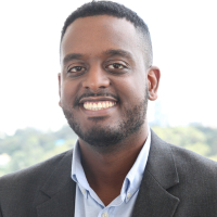 Yoeal Haile at Seamless East Africa 2018