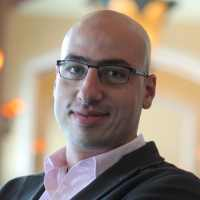 Moustapha Bekheet at Telecoms World Middle East 2018