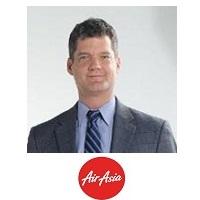 Juergen Keitel, Group Chief of Global Affairs & Development Office, AirAsia
