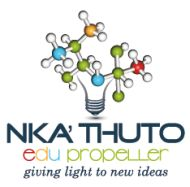 Nka'Thuto EduPropeller at EduTECH Africa 2019
