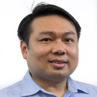 Dixon Chan at Accounting & Finance Show Asia 2018