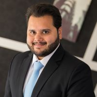Avinash Babur at Seamless Middle East 2019