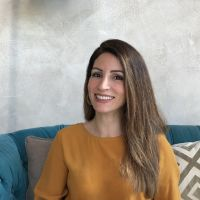 Nadine Mezher at Seamless Middle East 2019