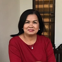 Flordeliza L. Sarmiento at Seamless Philippines 2018