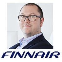 Andrew Kilkeary, Head of Loyalty, Finnair