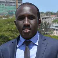 Jamal Mohamed Hassan at Seamless East Africa 2018