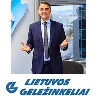 Paulius Valiulis | Head Of Innovation Labs | Lithuanian Railway » speaking at Rail Live