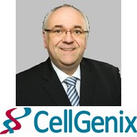 Frank Hecht, Vice President Marketing And Sales, CellGenix GmbH